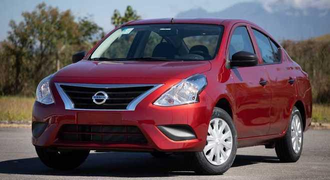 V-Drive é o único veículo da NIssan à venda pela internet mas processo de venda é 100% virtual