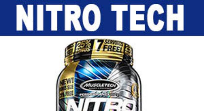 Nitro Tech Casein Gold MuscleTech