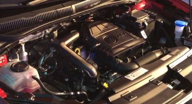 Motor 1.0 TSI de 128cv e 20,4kgfm de torque que terá apenas câmbio automático de seis marchas