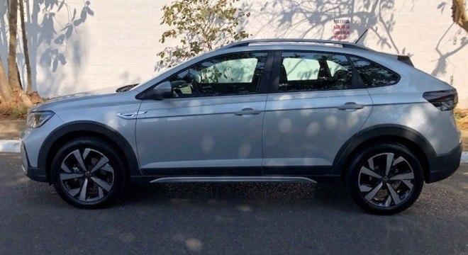Lançado em julho, a Volkswagen emplacou até o momento 12.113 unidades do Crossover