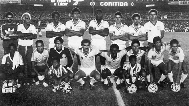 No ano de 1985, o Bangu fez uma brilhante campanha no Campeonato Brasileiro, chegando à final. A decisão, no Maracanã, teve o público em torno de 91 mil pessoas e terminou empatada por 1 a 1. Nos pênaltis, o Bangu foi derrotado pelo Coritiba e não conquistou o tão sonhado título.