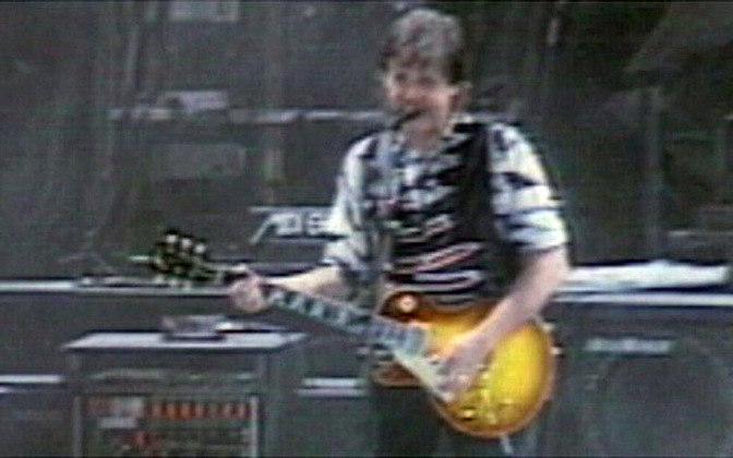 No ano de 1990, foi a vez de PAUL McCARTNEY desfilar pelo Maracanã. No show conhecido como