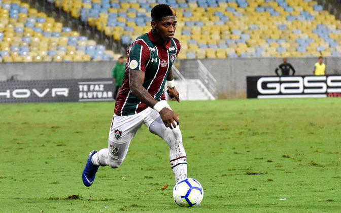 "No ano de 2019, na partida entre Grêmio e Fluminense, o colombiano Yoni Gonzáles, do Tricolor carioca, ouviu xingamentos de ""macaco"" da torcida gaúcha que estava na Arena do Grêmio."