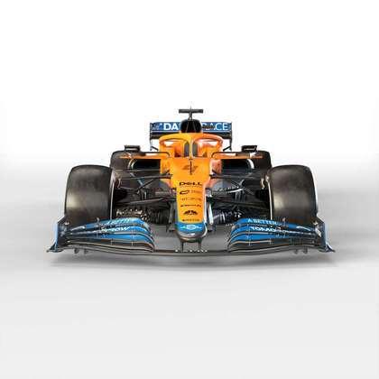 No ano passado, a McLaren terminou o Mundial de Construtores na terceira posição, atrás apenas de Mercedes e Red Bull