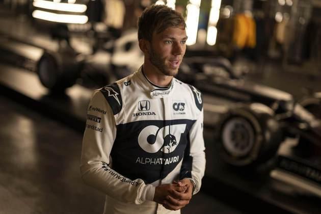 No ano passado, o francês conquistou a primeira vitória na Fórmula 1 ao triunfar no GP da Itália