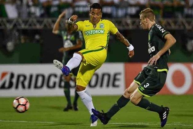 No ano seguinte após a tragédia da Chapecoense, o time brasileiro reencontrou o Atlético Nacional. A equipe colombiana foi campeã da Recopa 2017 após perder em Chapecó por 2 a 1 e golear o time brasileiro por 4 a 1 em Medellin.