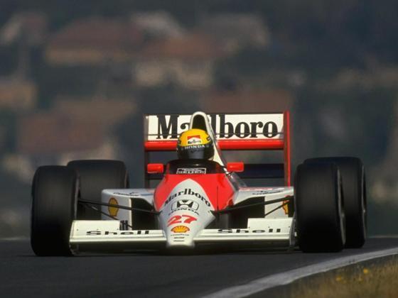 No ano seguinte, com modificações e sem Alain Prost, novo título para a McLaren. Ayrton Senna conquistou o bicampeonato em 1990, com o MP4/5B