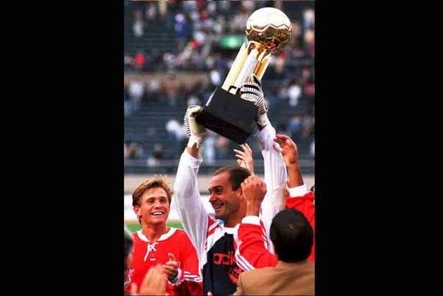 No ano seguinte, foi a vez do confronto entre Independiente e Vélez Sarsfield em jogo único, realizado em Tóquio. Os Rojos levaram a melhor por 1 a 0 e conquistaram a Recopa Sul-americana de 1995.