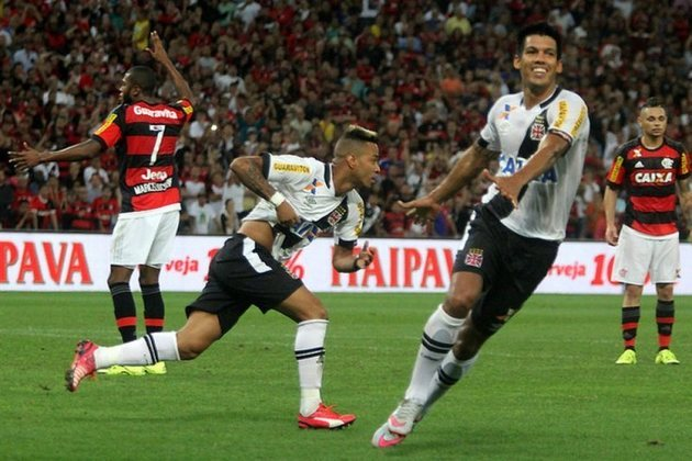 No ano seguinte, o Flamengo foi eliminado da Copa do Brasil para um dos seus maiores rivais: o Vasco. Nas oitavas de finais da competição, o Cruz-Maltino venceu o primeiro jogo e as equipes empataram por 1 a 1 no jogo de volta. O atacante Rafael Silva colocou o Vasco na próxima fase da competição. Neste mesmo ano, o rival foi rebaixado para a série B do Brasileirão.