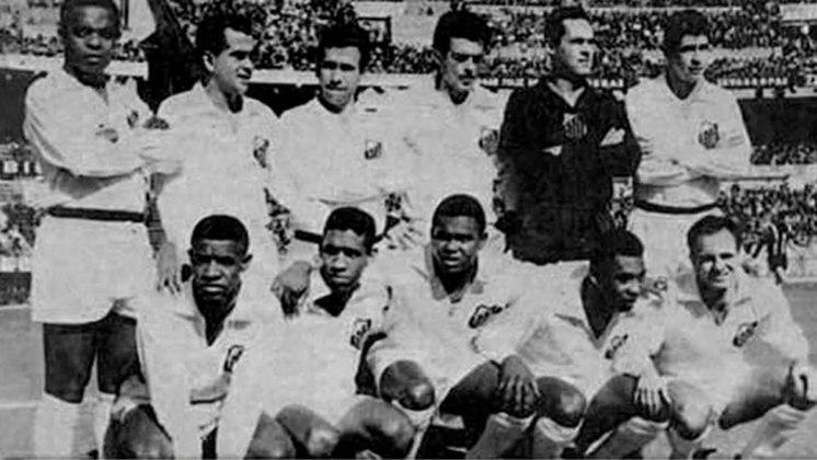 No ano seguinte, o time de Pelé e companhia conquistou o bicampeonato mundial, também no Maracanã, após vencer o Milan por 4 a 2, no jogo de volta da decisão do torneio.