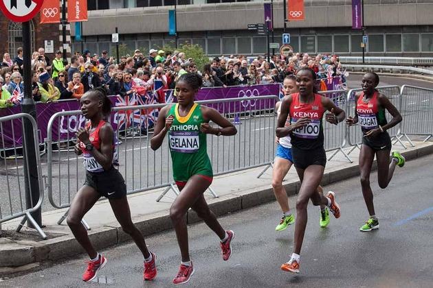 No atletismo, as Maratonas de Boston, Berlim, Nova York e Chicago, todas Majors, foram canceladas.