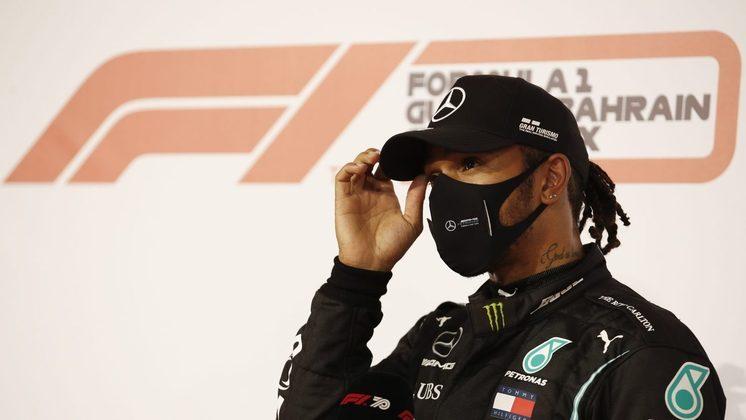 No Bahrein, Hamilton venceu em 2014, 2015 e 2019.