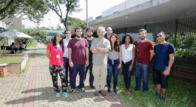 No Brasil, pesquisa foi conduzida por cientistas da USP e do A.C. Camargo Cancer Center; na imagem, grupo orientado pelo professor João Carlos Setubal