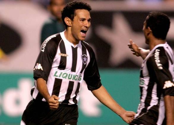 No Brasileirão de 2004, o Botafogo aplicou uma goleada sobre o Internacional, pelo placar de 5 a 1, no Caio Martins. Na partida pelo Campeonato Brasileiro, marcaram Túlio Guerreiro, Luizão, Almir, Camacho e Raúl Estévez