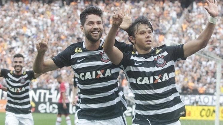 No Campeonato Brasileiro de 2015, o São Paulo foi goleado pelo time reserva do Corinthians, pelo placar de 6 a 1, na nova casa do Timão. O Corinthians acabou campeão nacional aquele ano, enquanto o rival São Paulo terminou a competição na 4ª colocação.