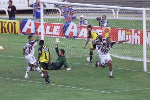 No Campeonato Carioca de 2005, o Fluminense perdeu o primeiro jogo para o Volta Redonda por 4 a 3, mas conseguiu reverter na segunda partida, vencendo por 3 a 1 com gols de Aílson, contra, Marcão e Antônio Carlos. Por isso, sagrou-se campeão do Estadual
