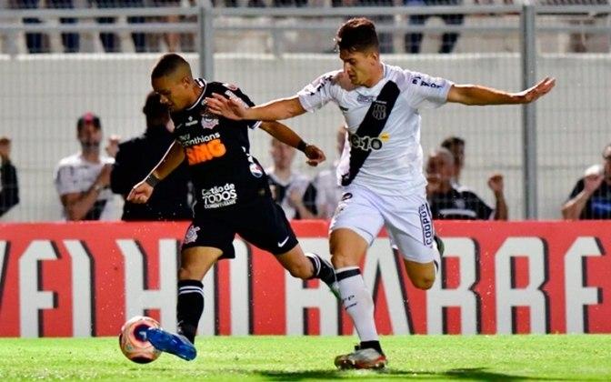 No Campeonato Paulista deste ano, até a paralisação por conta da pandemia do coronavírus, o Corinthians também não se encontrava muito bem: apenas a terceira posição do grupo D, com 11 pontos, atrás de Bragantino (17) e Guarani (16), em uma campanha com duas vitórias, cinco empates e três derrotas.