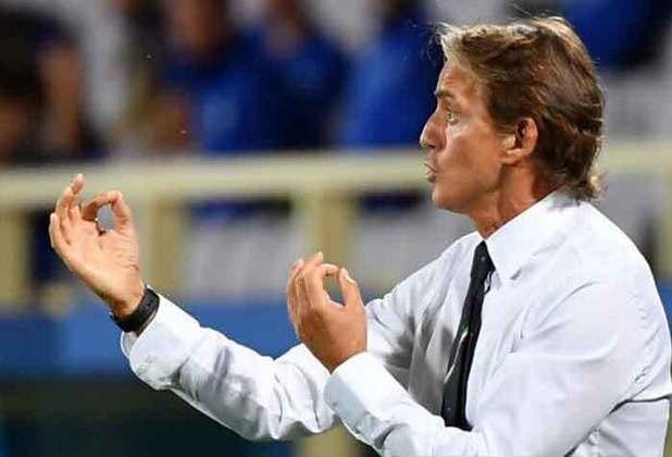 No cargo desde 2018, Roberto Mancini conseguiu formar uma seleção italiana estável para a disputa da Eurocopa. Em trinta partidas disputadas no comando da Itália, obteve apenas duas derrotas e 21 vitórias