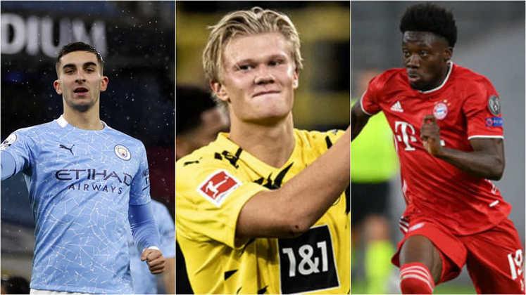 No clima de retrospectiva, chegou a hora de lembrarmos dos muitos jovens jogadores que apareceram com destaque no futebol europeu em 2020. Veja a seguir alguns desses atletas que podem ter uma carreira de sucesso no futuro.