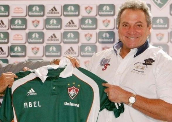 No comando daquela equipe estava Abel Braga. Formado pelo Fluminense enquanto jogador, ele estava na primeira passagem pelo clube como treinador. Depois, retornou entre 2011 e 2013 e de 2017 a 2018. Atualmente está desempregado após ser demitido do Vasco.