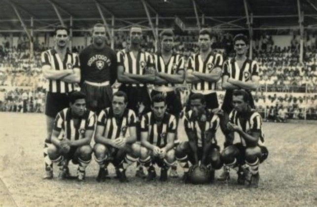 No dia11 de junhode1958, em General Severiano, peloTorneio João Teixeira de Carvalho, o Botafogo aplicou a maior goleada sobre o Vasco: 5 a 0