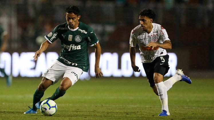No dia 15 de março de 1987, Corinthians e Palmeiras (Dérby Paulista) disputaram o torneio amistoso - Taça Governador do Estado do Mato Grosso do Sul, realizado em Campo Grande. O confronto terminou empatado por 1 a 1.
