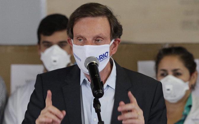 No dia 20 de junho, o prefeito do Rio de Janeiro, Marcelo Crivella, anunciou a suspensão de partidas esportivas no Rio de Janeiro até o dia 25.