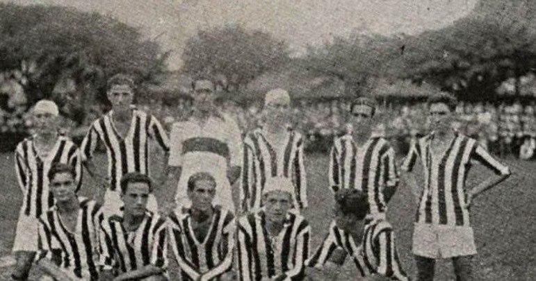 No dia 29 de maio de 1927 o Botafogo aplicou a maior goleada de todos os tempos sobre o rival Flamengo, ao vencer por 9 a 2