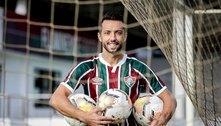 Nenê completou 100 jogos com a camisa do Fluminense. Relembre momentos marcantes do atleta pelo Tricolor
