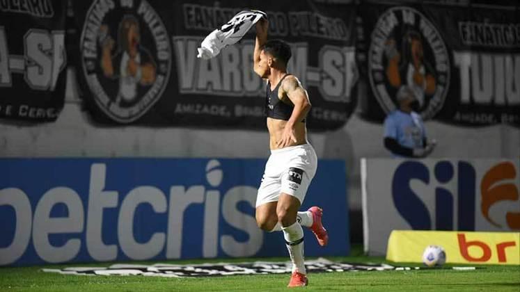 No empate do Santos com o RB Bragantino, fora de casa, dois foram os principais destaques da equipe. Carlos Sanchez teve o melhor desempenho, enquanto Marcos Leonardo fez o gol salvador (notas por Diário do Peixe)