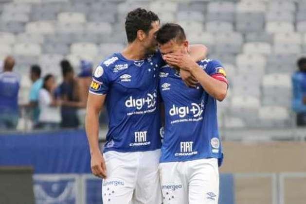 No entanto, a Multimarcas Consórcio, que patrocina Atlético-MG e Cruzeiro, resolveu suspender o contrato por conta da paralisação dos campeonatos.