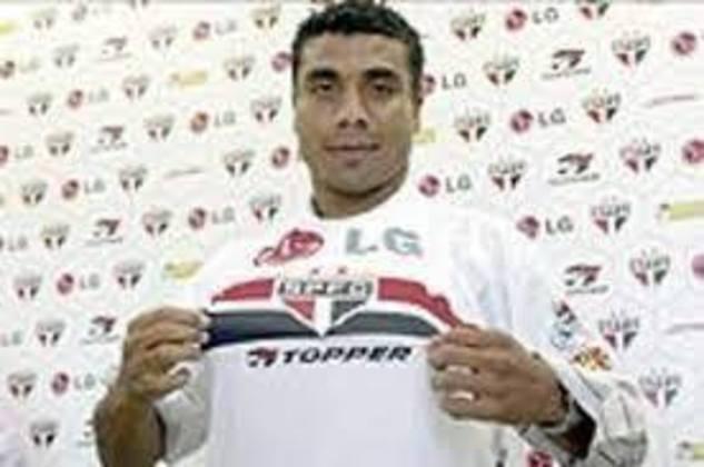 No entanto, o centroavante não foi bem. Jogou apenas 11 partidas pelo clube e não fez sequer um único gol. Saiu para o Deportivo Anzoátegui.