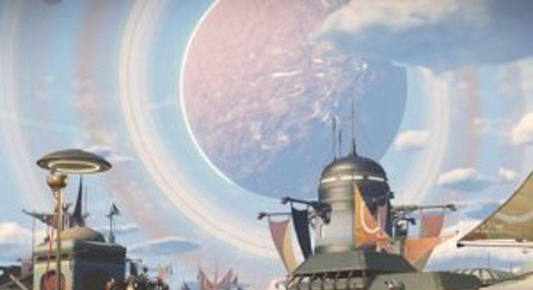 No Man's Sky recebe sua 17ª atualização com Frontiers