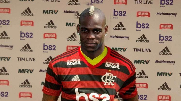No meio de 2019, o Flamengo viu como oportunidade a contratação de Balotelli. Os dirigentes chegaram a viajar para Europa e conversar com o jogador, mas ele optou pelo Brescia-ITA.