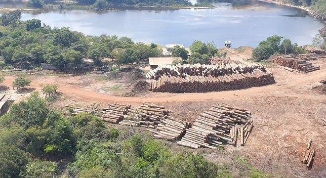 Operação Verde Brasil 2, deflagrada em 11 de maio de 2020