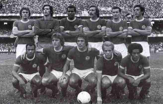 No Paulistão de 74, o Palmeiras mais uma vez derrotou o Corinthians na grande final, pelo placar de 1 a 0, com gol de Ronaldo – foi o 17º troféu do estadual conquistado