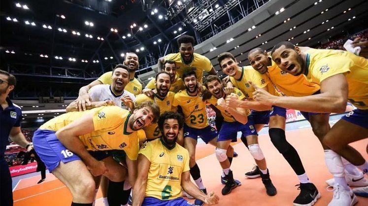 No Pré-Olímpico masculino, o Brasil conseguiu a classificação para os Jogos Olímpicos depois de uma batalha contra a Bulgária. A equipe estava perdendo por 2 a 0 para os búlgaros, mas conseguiu a virada por 3 a 2.