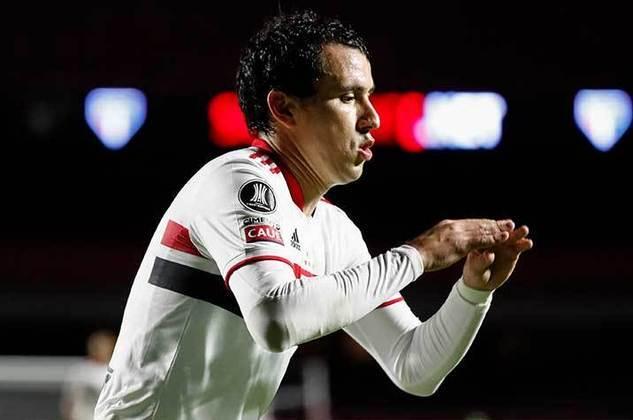 No primeiro turno da fase de grupos desta temporada, na segunda rodada, o Tricolor enfrentou o Rentistas, no Morumbi e venceu por 2 a 0. Os gols da partida foram marcados por Pablo e Reinaldo.