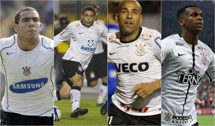 No próximo domingo, o Corinthians lançará sua camisa 1 (branca) versão 2020, que fará alusão ao título brasileiro de 1990, que comemora 30 anos nesta temporada. Relembre, na galeria a seguir, todos os mantos principais do Timão neste século: