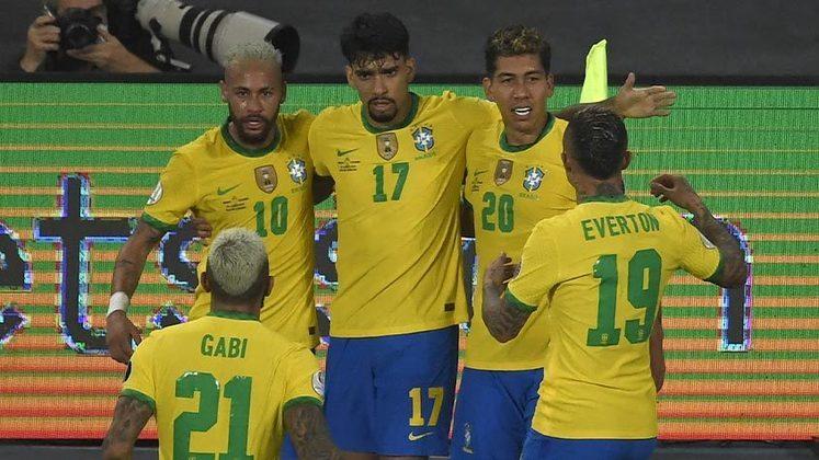 No sábado (10), Brasil e Argentina protagonizarão a final da Copa América 2021, às 21h, no Maracanã. Se vencer, a Seleção Brasileira conquistará a Copa América pela décima vez. Por isso, a reportagem decidiu relembrar todas as noves campanhas vitoriosas do Brasil na competição. Confira!
