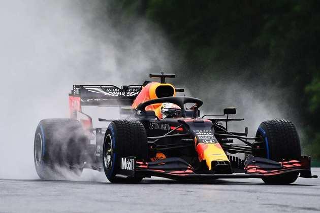 No TL2, o piloto da Red Bull não marcou tempo na esvaziada sessão