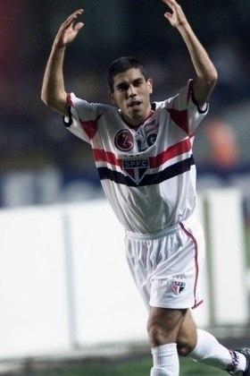 No Tricolor, o jogador não caiu no gosto da torcida e não conseguiu repetir as grandes atuações nos tempos de Corinthians. Deixou o São Paulo para jogar no Middlesbrough.