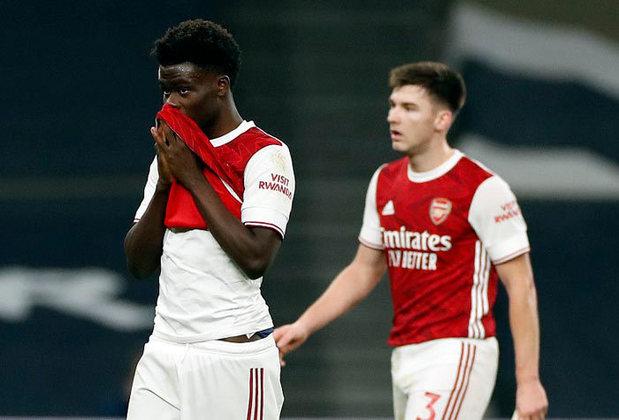 No último fim de semana o time perdeu por 2 a 0 o clássico londrino para o Tottenham, complicando ainda mais a situação junto aos torcedores.