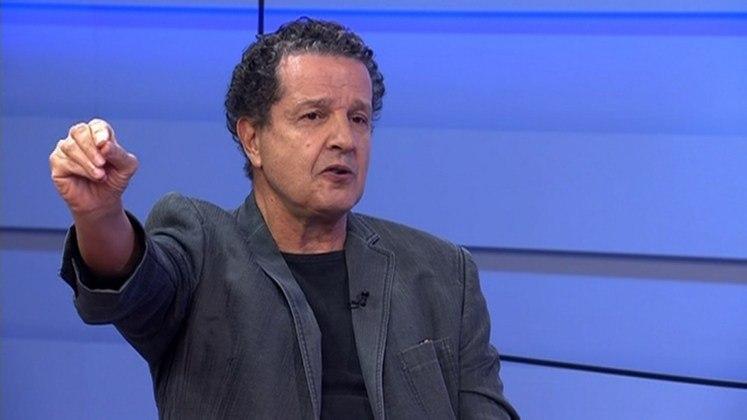 No último mês, Juca Kfouri, jornalista, foi duro nas críticas contra a diretoria do Fla. Ele falou que Landim usa