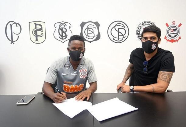 No último sábado, o Corinthians apresentou Cazares como seu décimo reforço para a temporada 2020. Com isso, a reportagem relembra cada um dos contratados do Alvinegro neste ano. Um deles não está mais no elenco, outros corresponderam, e há algumas decepções. Confira na galeria a seguir: