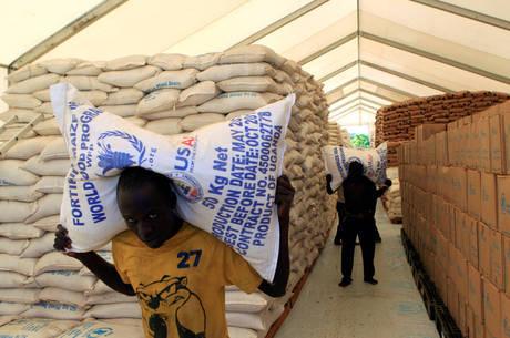 Programa de combate à fome da ONU vence Nobel da Paz