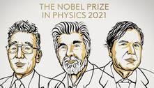 Nobel de Física vai para estudos sobre sistemas físicos complexos