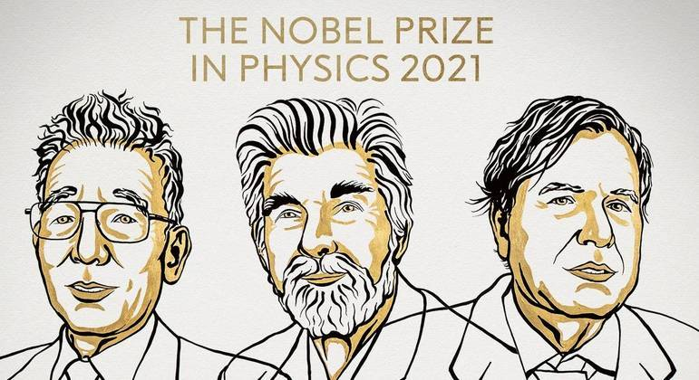 Syukuro Manabe, Klaus Hasselmann e Giorgio Parisi vão dividir o Nobel de Física