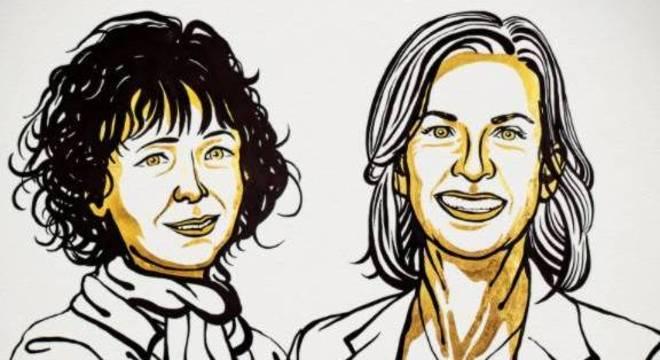 Prêmio Nobel de Química 2020 premia Emmanuelle Charpentier e Jennifer Doudna