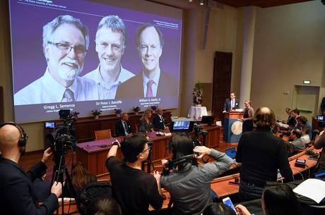Premiação ocorreu nesta segunda em Estocolmo